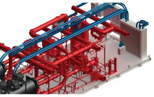 Design Envelope Chilled-Water Integrated Plant Package | Armstrong Fluid Technology