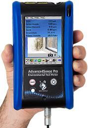 Advanced Sense IAQ Monitor (Indoor Air Quality Meter)