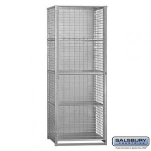 Storage Lockers - Security Cage