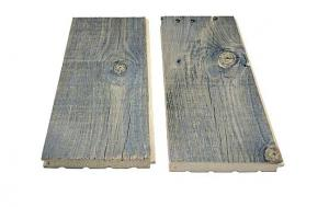 Reclaimed Wood flooring.