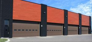 custoCommercial garage doors, industrial garage doors,m steel and aluminum commercial power operated garage doors [[]] GAREX