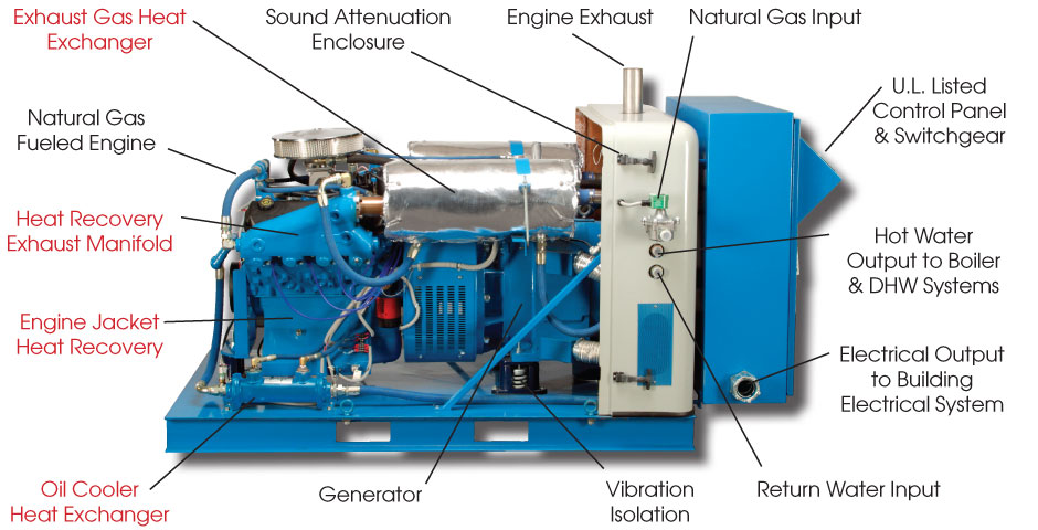 Cogeneration Systems Aegis Energy Services Inc