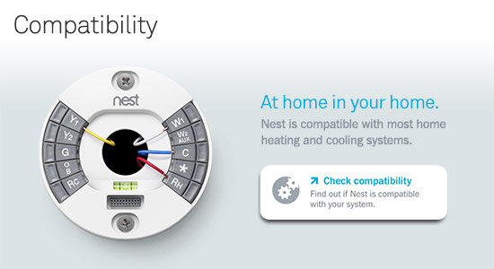 Nest Learning Thermostat  3rd Generation-t3007es