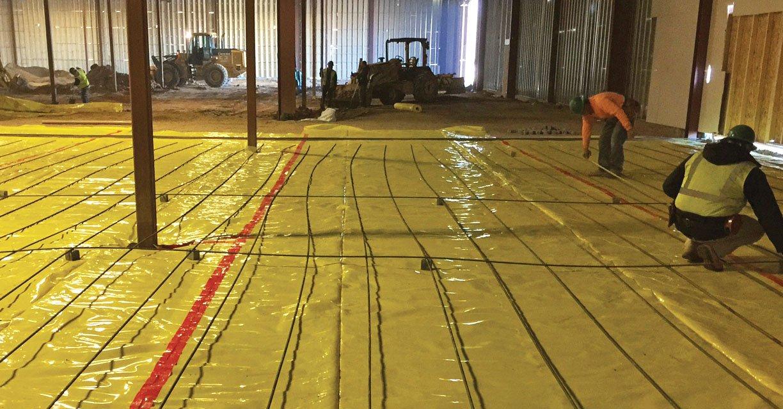 Vapor Barriers Flooringfloor Systems Building And Design
