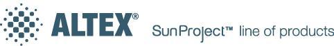 ALTEX- SUN PROJECT