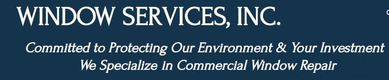 Window Services, Inc.