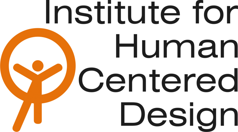 The Institute for Human Centered Design Logo
