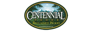 Centennial Woods logo.
