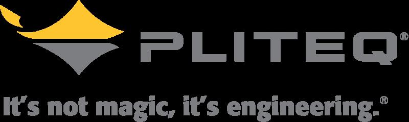 Pliteq® Inc. logo | It's not magic, it's engineering®