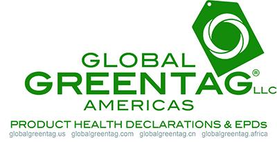 Global GreenTag Americas - Health Product Declarations & EPDs globalgreentag.us  globalgreentag.com  globalgreentag.cn  globalgreentag.africa