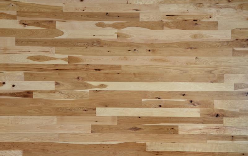 Natural – Hickory Flooring