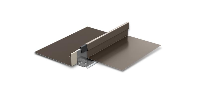 Berridge Manufacturing Company - Cee Lock Panel