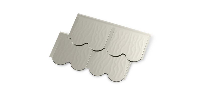 Berridge Manufacturing Company - Fish Scale Shingle