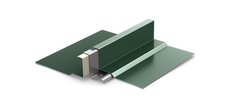 Berridge Manufacturing Company - Zee Lock Panel