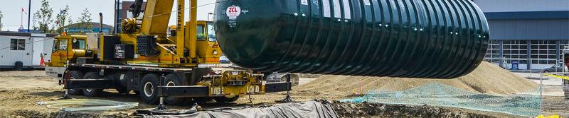 Underground Fuel Tanks