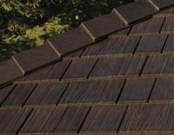 Beaumont Shake - Rubber environmentally friendly roofing products!
