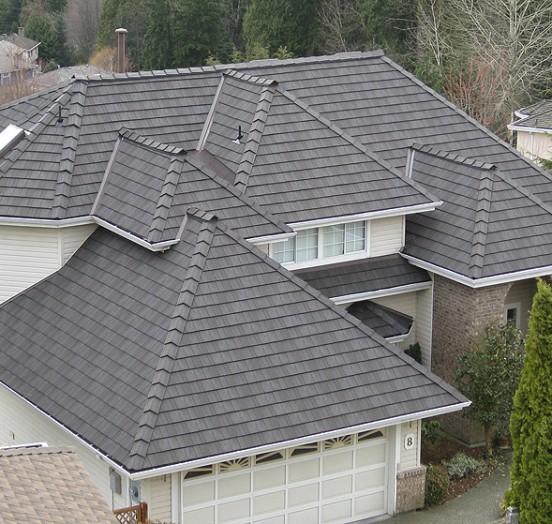 Euroshake® Hand Split Rubber Roof Product | Euroshield Roofing