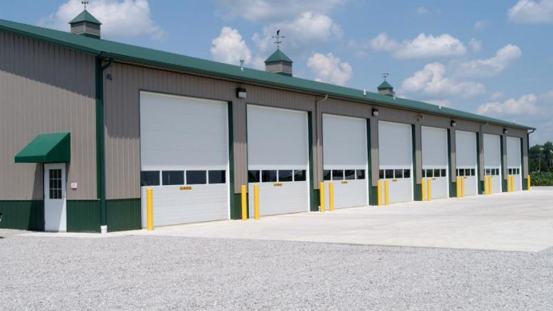 Specifications and Drawings   CHI Overhead Doors