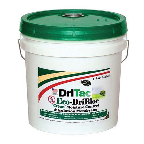 Eco-DriBloc Moisture Control & Adhesive Isolation Membrane - DriTac