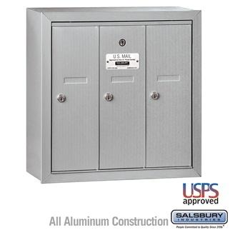 4B+ Vertical Mailboxes