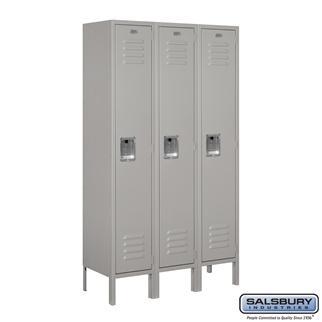 """Standard - 12"""" W Lockers - Single Tier Standard"""
