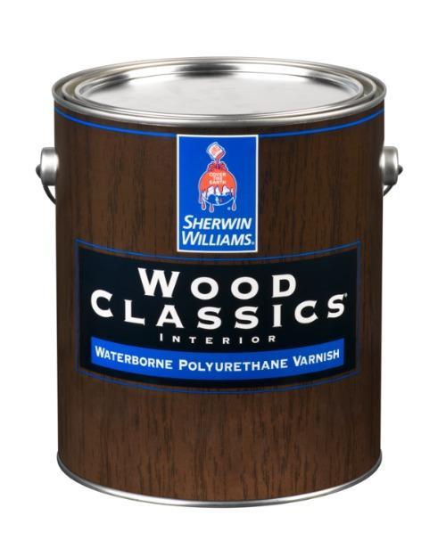 Wood Classics Waterborne Polyurethane Varnish