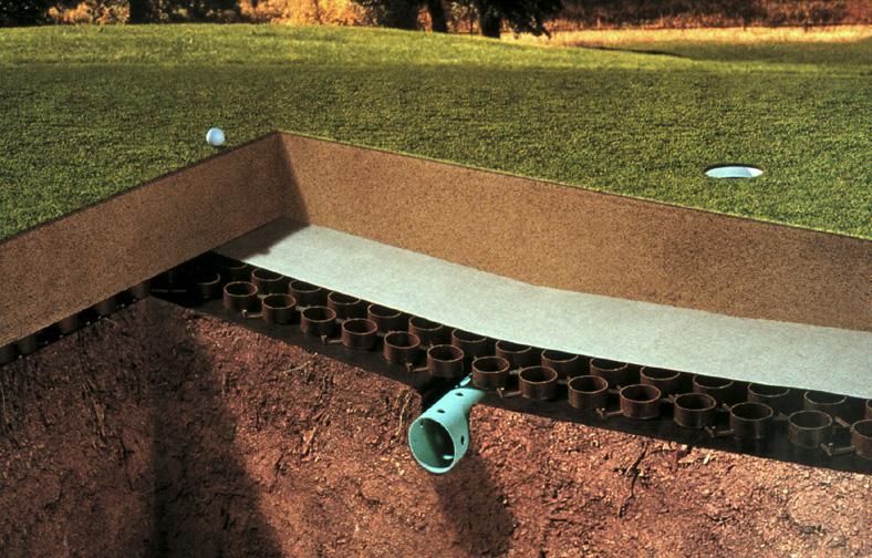 Draincore2 Geocomposite Drainage Layer - Invisible Structures
