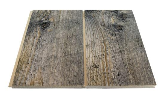 Nickel Gap is a tongue and groove product with a tongue that is longer than the groove.
