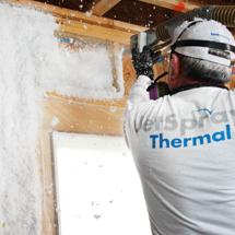 JetSpray™ Thermal Spray-On Insulation System | Knauf Insulation