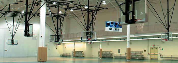 Gymnasium and Athletic Equipment :: Draper, Inc.