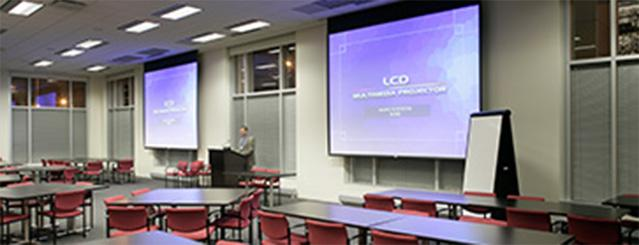 Audio Visual and Presentation Products :: Draper, Inc.