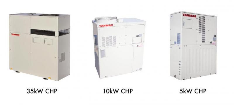 Yanmar Micro CHP Systems | Aegis Energy Services, Inc.