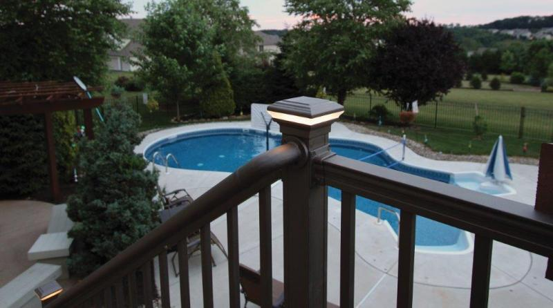 Placid Point Outdoor LED Lighting