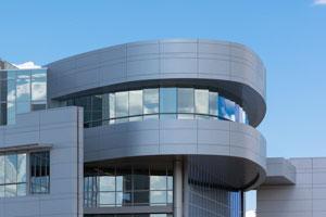 Curved Panels & Column Covers | Fairfield Metal LLC