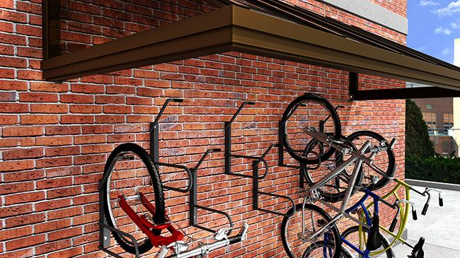 Annex- Wall mounted Bicycle Shelter