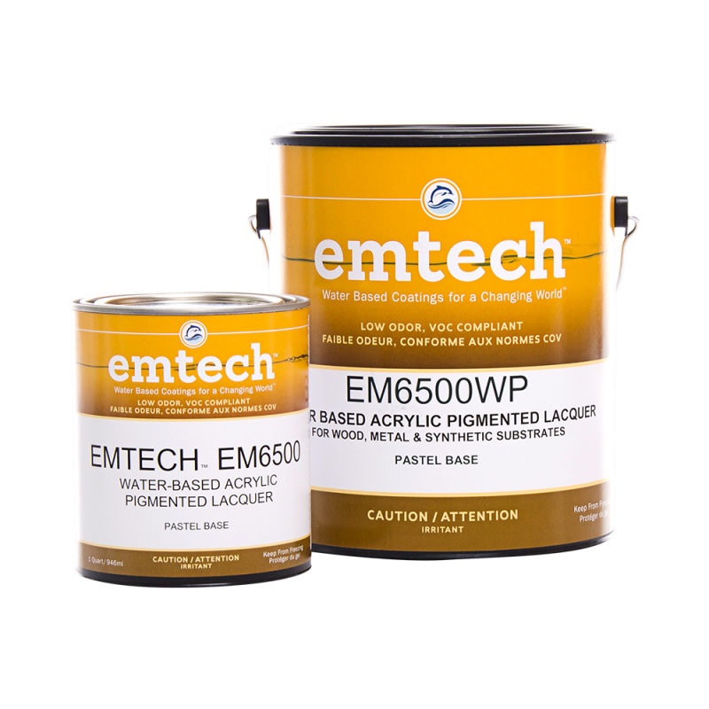Emtech EM6500 Pigmented Lacquer Series