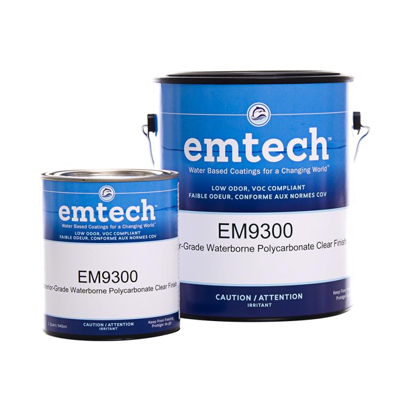Target Coatings Emtech EM9300 Waterborne Polycarbonate Urethane