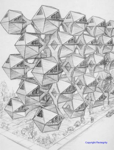Building-scale Mega-Architectures - C6XTY