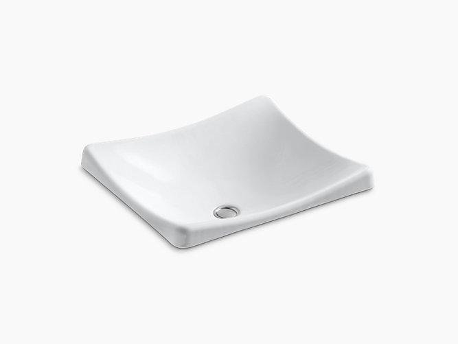 K-2833 | DemiLav Wading Pool Sink | KOHLER