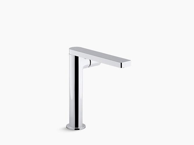 K-73159-7 | Composed Tall Single-Handle Bathroom Sink Faucet