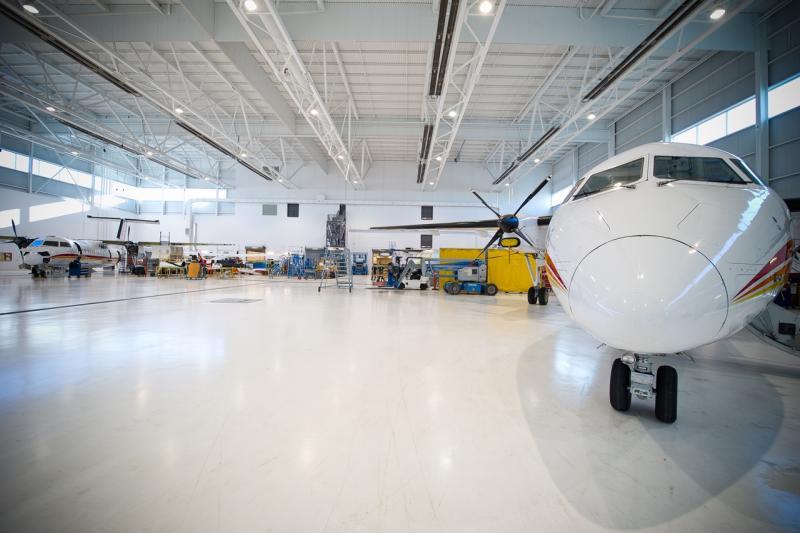 Lainco: Pre-Engineered Building - Hangar