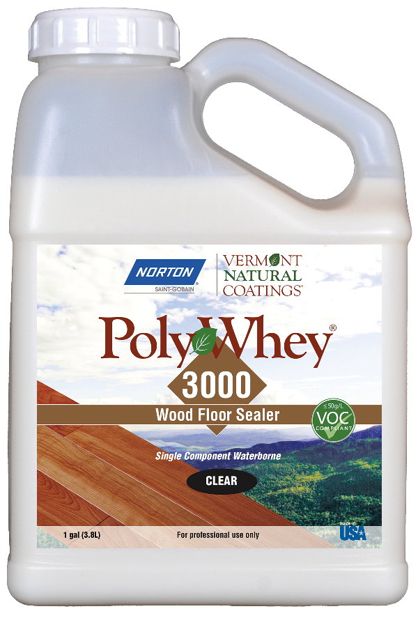 Vermont Natural Coatings PolyWhey 3000 Wood Floor Sealer