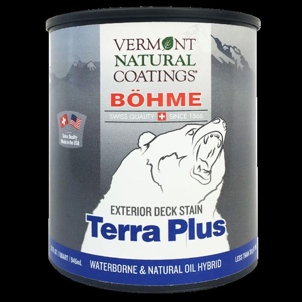 Bohme Terra Plus Exterior Deck Stain