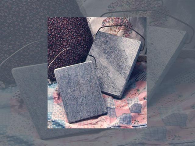 Handmade Soapstone Bed Warmers – Vermont Soapstone