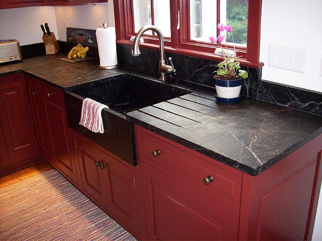 Kitchen Soapstone Countertops – Vermont Soapstone