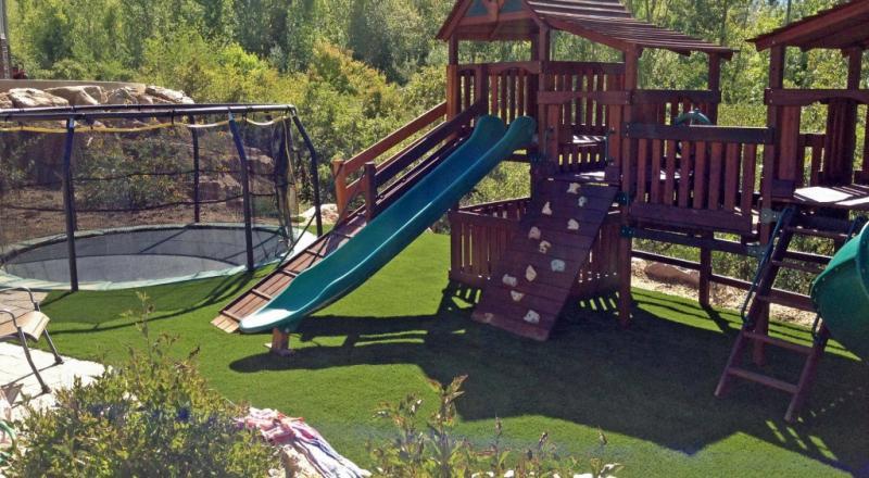 IntelliTurf | Synthetic Grass, Artificial Turf Install Boston, New England