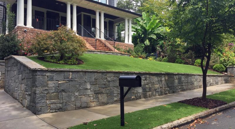 Frontyards - IntelliTurf | Synthetic Grass, Artificial Turf Install Boston, New England