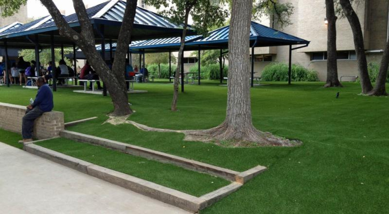 School Campuses - IntelliTurf | Synthetic Grass, Artificial Turf Install Boston, New England