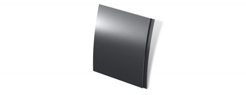 Berridge Curved Flat Seam Panel