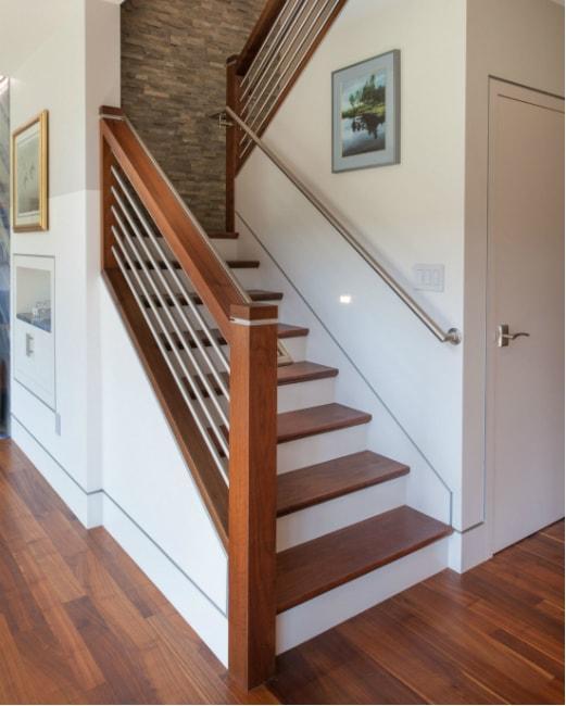 Red Oak Wide Plank Flooring
